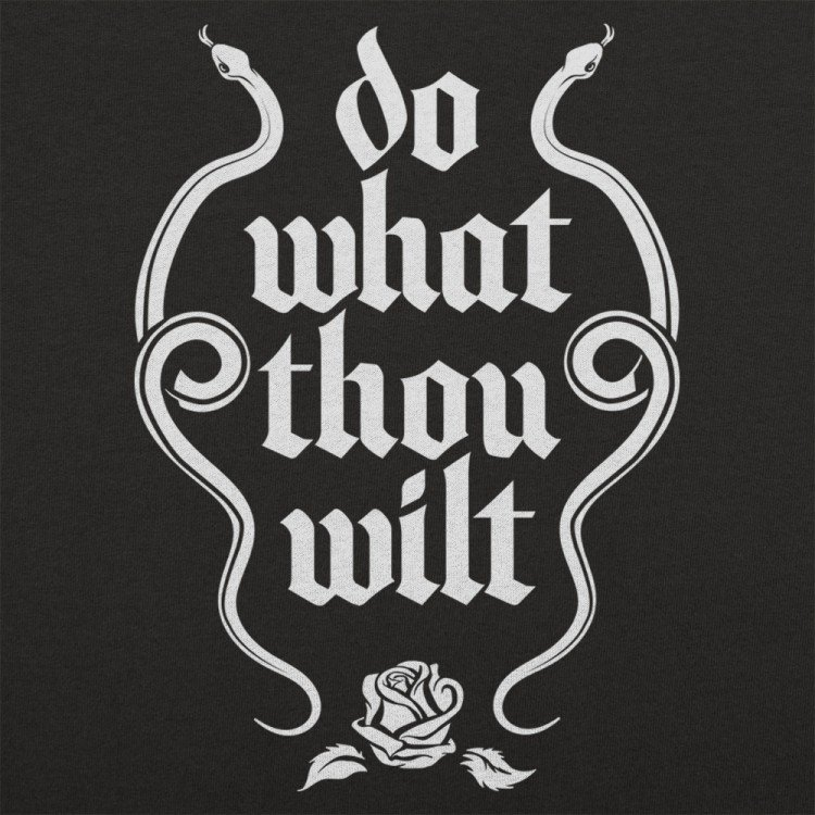 Do What Thou Wilt