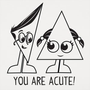 You Are Acute