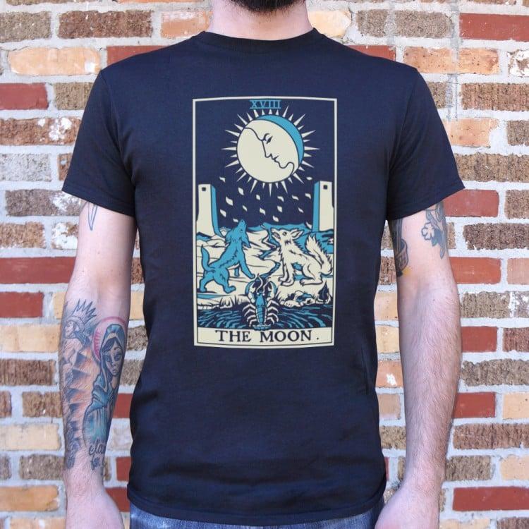 tarot moon t shirt 6 dollar shirts