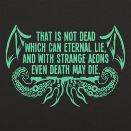 Quoth The Necronomicon