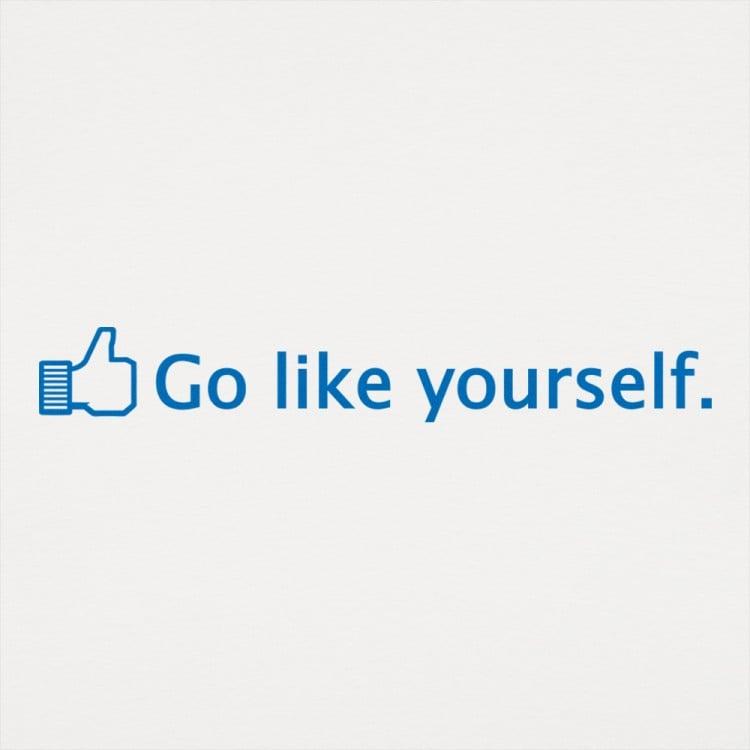 Go Like Yourself