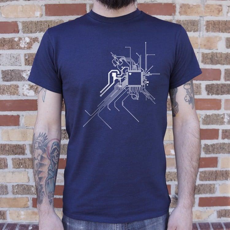 746104f76017d Panoware Men s Nerd Geek T-Shirt
