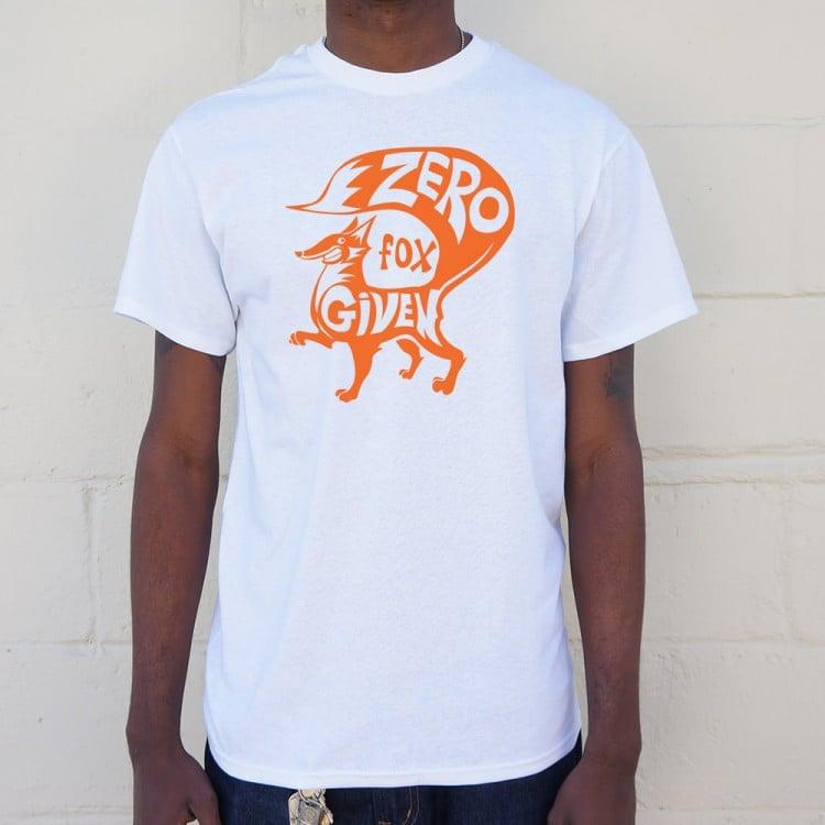2e44f9739 Zero Fox Given T-Shirt | 6 Dollar Shirts