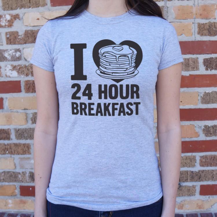 24-Hour Breakfast
