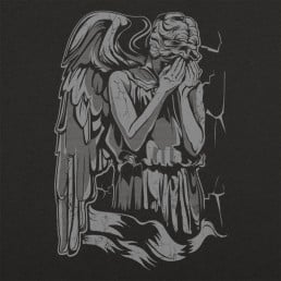 The Angel Weeping