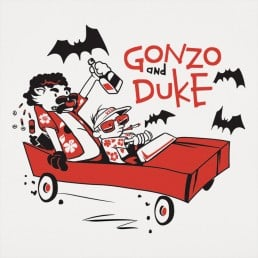 Gonzo and Duke