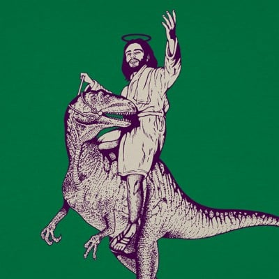 92970661 Jesus Lizard T-Shirt | 6 Dollar Shirts