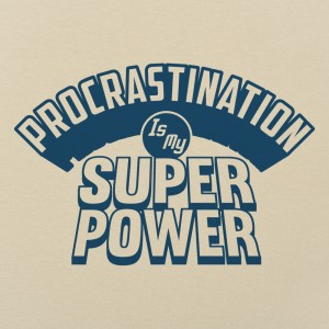 Procrastination Superpowers