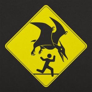 Pterosaur Warning