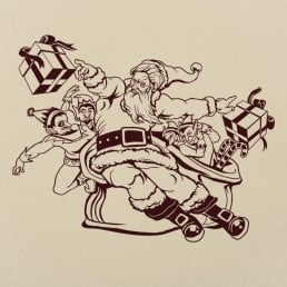 Santa Almighty