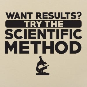 Try The Scientific Method