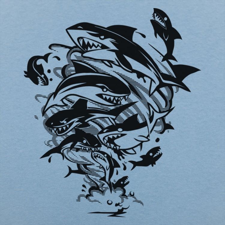 Sharks In A Tornado