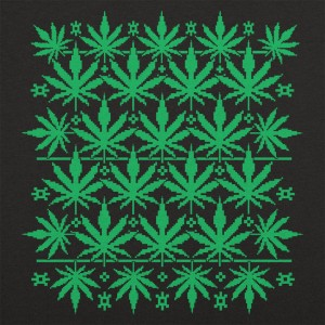 Sweet Leaf Ugly Sweater