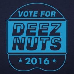 Vote Deez Nuts 2016