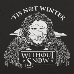 Not Winter Without Snow