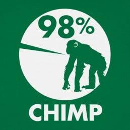 98 Percent Chimp
