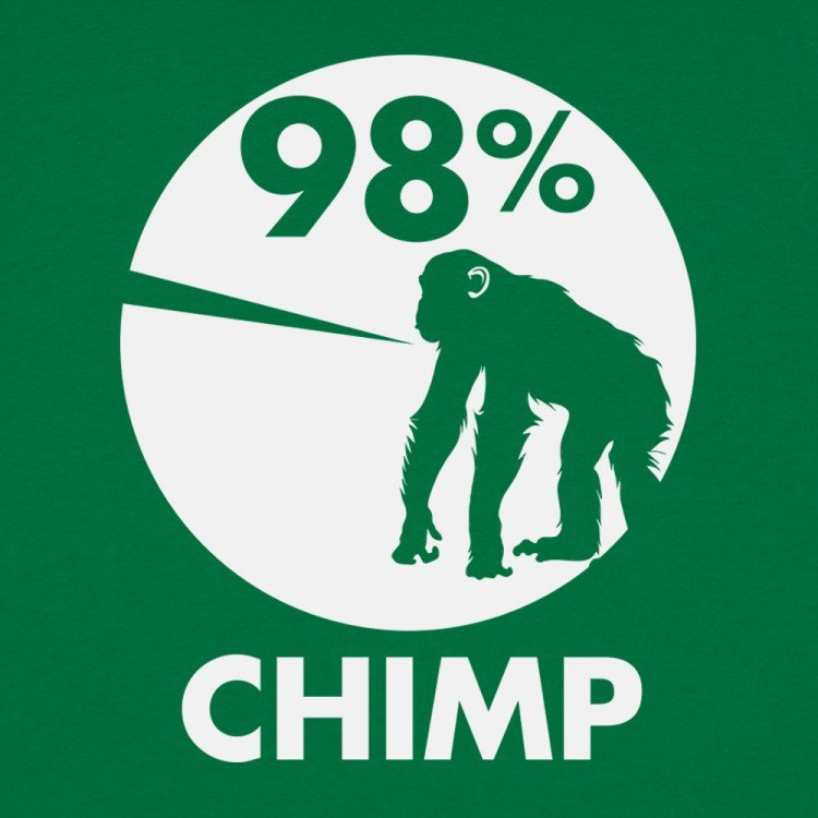 98 Percent Chimp