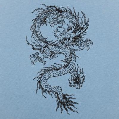 Dragon Tattoo T Shirt 6 Dollar Shirts