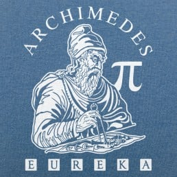 d9c12bd4d1260 Space Tees · Archimedes Pi.  6.
