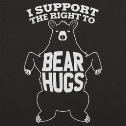 I Support Bear Hugs