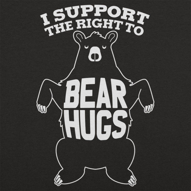 I Support Bear Hugs