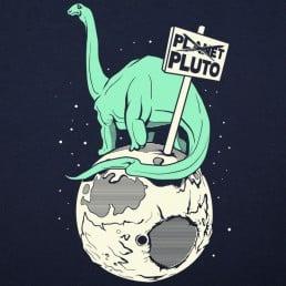 Brontosaurus On Pluto