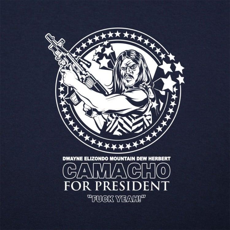 Camacho For President