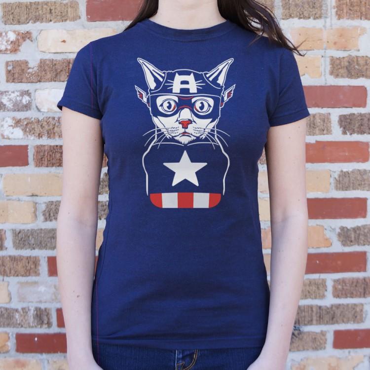 Captain Ameri-Cat