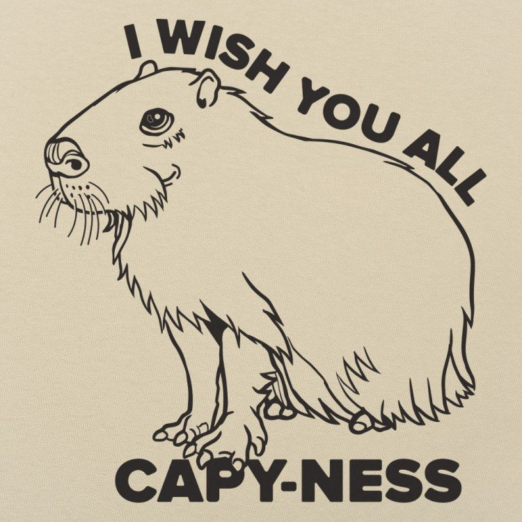 Capyness