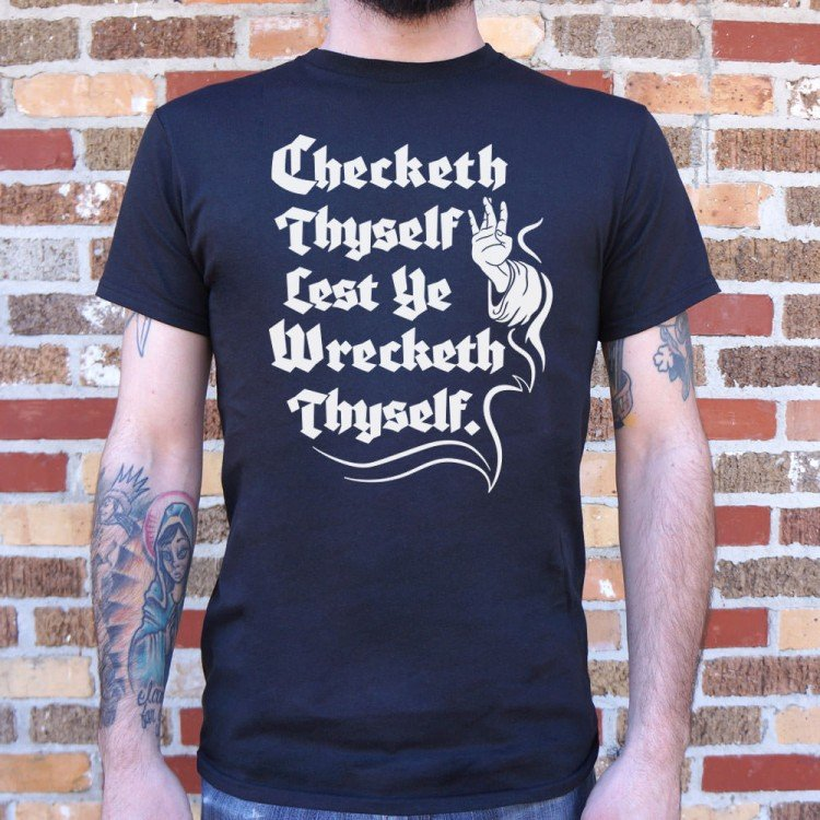 Checketh Thyself