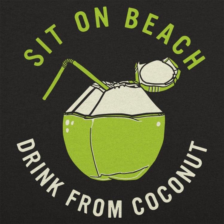 Sit On Beach
