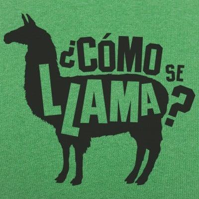 c1a865ee Como Se Llama T-Shirt | 6 Dollar Shirts