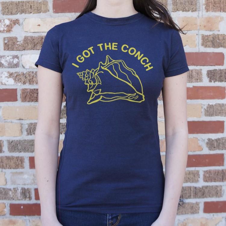 I Got The Conch