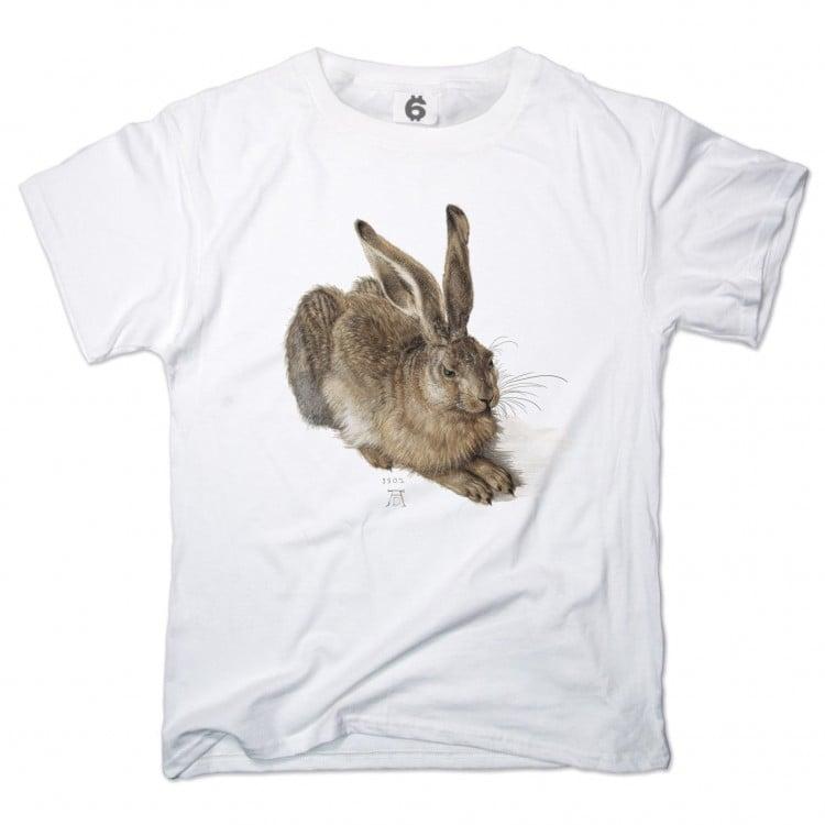 Durer Rabbit Graphic