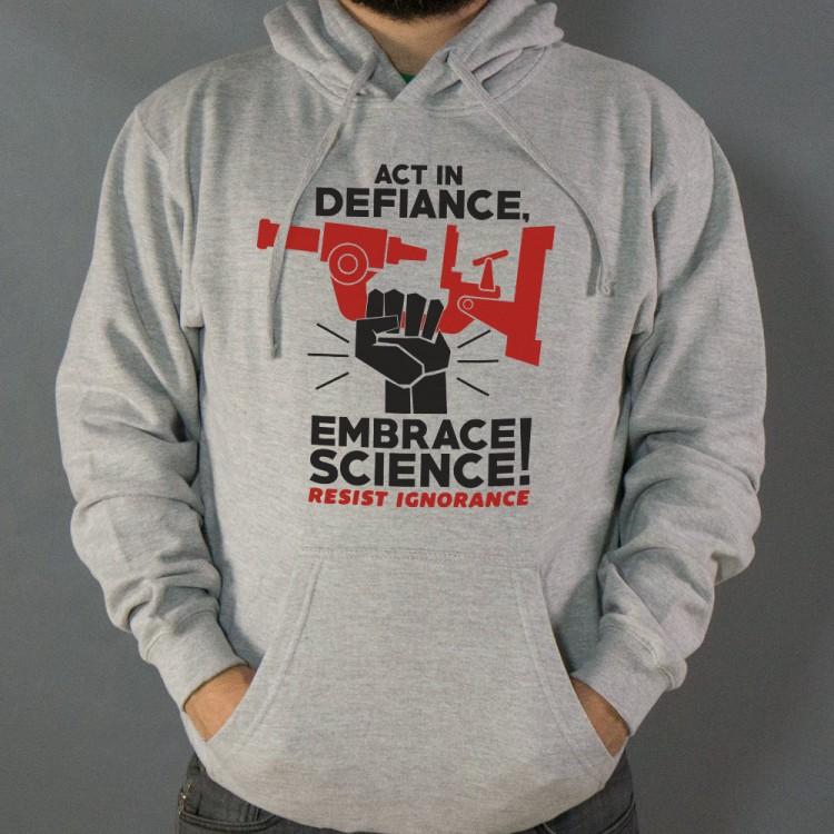 Embrace Science