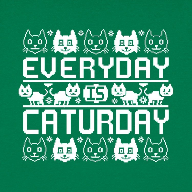 Every Day Is Caturday