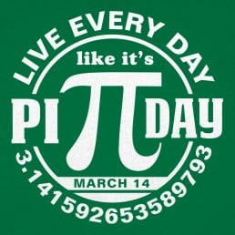 7730e14611c57 Every Day Is Pi Day.  6.