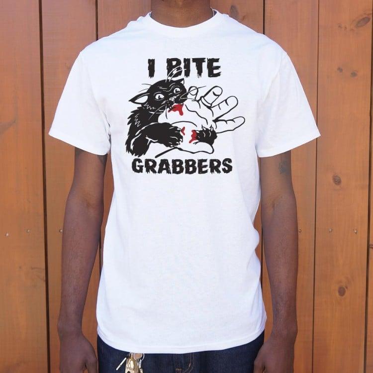 I Bite Pussy Grabbers