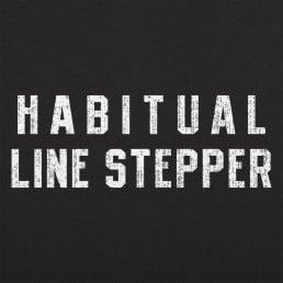 Habitual Line Stepper