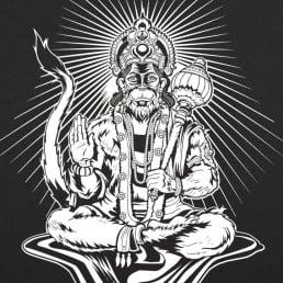 Hanuman Monkey God