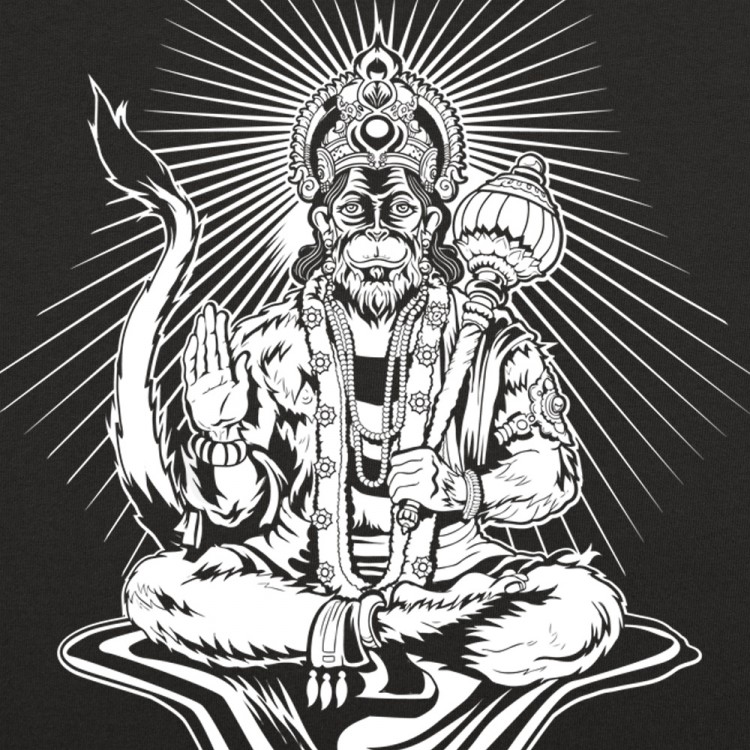 Hanuman Monkey God
