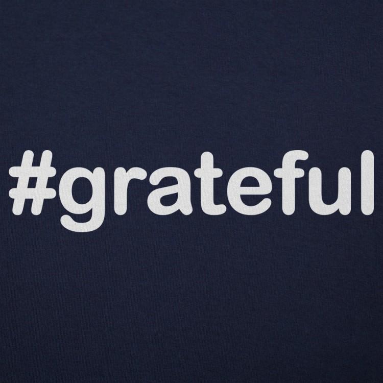 Hashtag Grateful