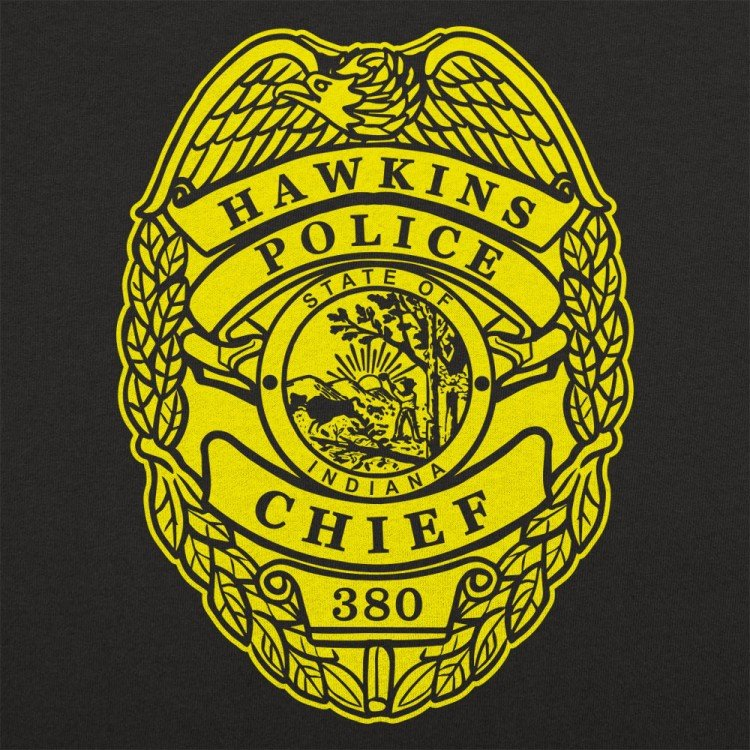 Hawkins Badge