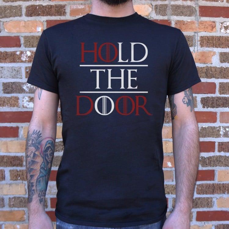 Shirt6 Dollar The Hold Door Shirts T OwZPXiulkT