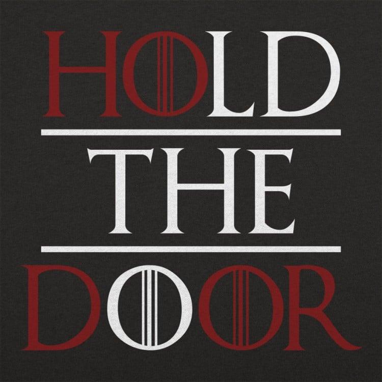 Hold The Door