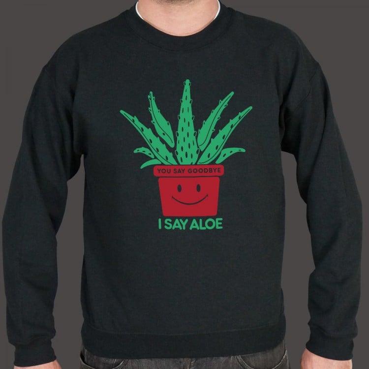 I Say Aloe