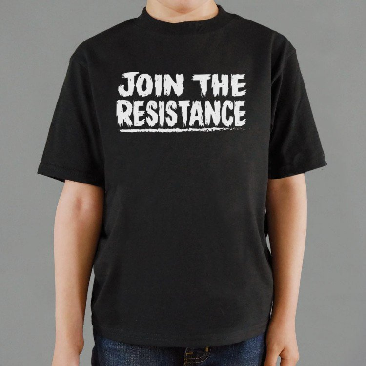 Join The Resistance