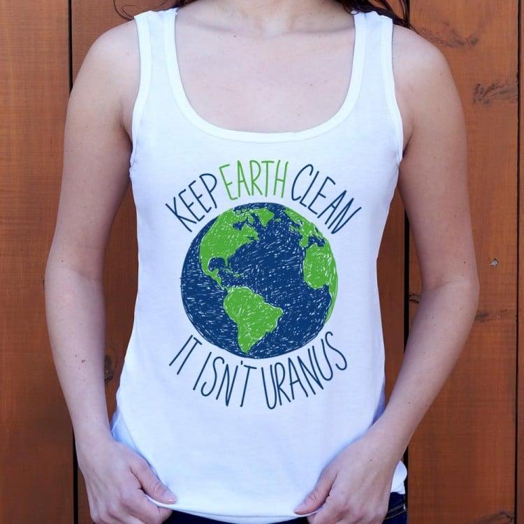 Keep Earth Clean