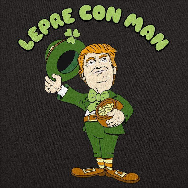Lepre Con Man