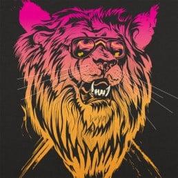 Lion-el Rich-eyes